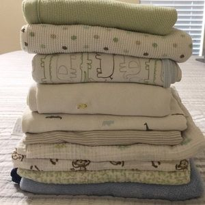 10 Baby Blankets